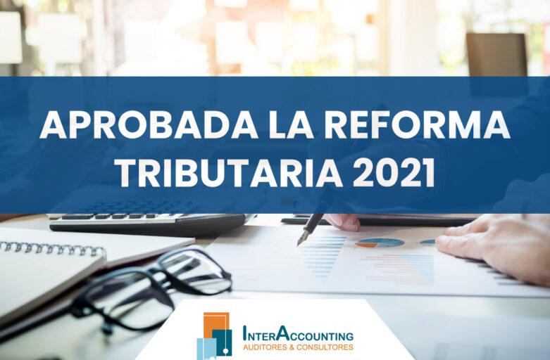 Reforma Tributaria 2021